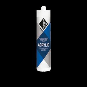 elastotet acrylic ακρυλικό ελαστομερές σφραγιστικό αρμών