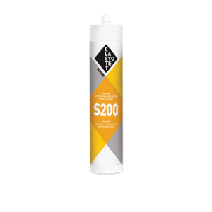 σιλικόνη αντιμυκητιακή διάφανη elastotet s200
