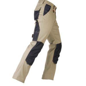 Kapriol Tenere Pro μπεζ μπλε παντελόνι εργασίας