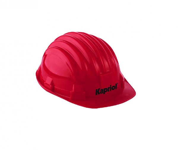 Κράνος Ασφαλείας PVC Κόκκινο Kapriol 28501