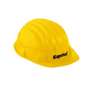 Κράνος Ασφαλείας PVC Κίτρινο Kapriol 28500