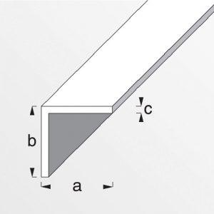 profil goniako apo anodiomeno alouminio isopleuro