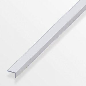 Προφίλ γωνιακό από ανοδιωμένο αλουμίνιο, προστασία σκαλοπατιών τοίχων