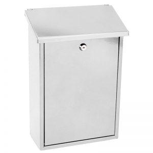 Γραμματοκιβώτιο Simple Λευκό